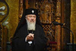 Sfântul Apostol Andrei este ocrotitorul spiritual al Părintelui Arhiepiscop și Mitropolit Andrei