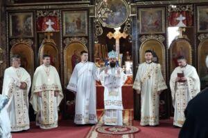 Episcopul-vicar Benedict Bistrițeanul a slujit în Parohia sălăjeană Crasna