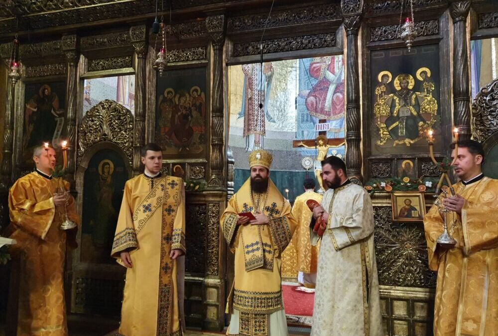 A doua zi de Crăciun, prăznuită la Catedrala Mitropolitană din Cluj-Napoca