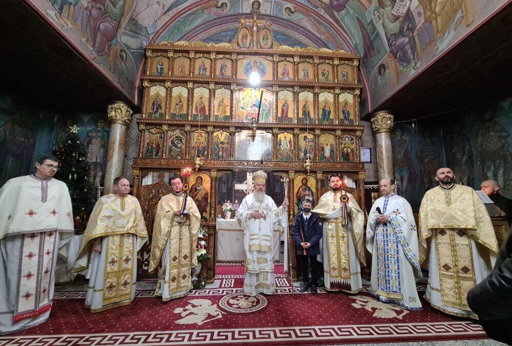 """Hramul Parohiei """"Sf. Ioan Botezătorul"""" din cartierul clujean Mărăști"""