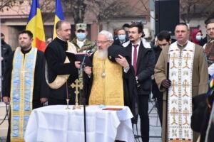 162 de ani de la Unirea Principatelor Române | Ceremonie religioasă și militară la Cluj-Napoca