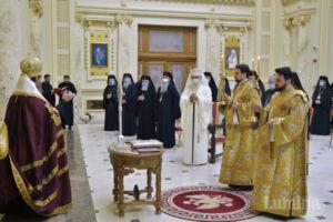 Prima ședință de lucru din 2021 a Sfântului Sinod | Alegerea a doi noi arhierei