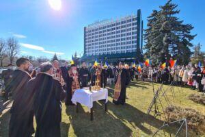 Martirii Horea, Cloşca şi Crişan, comemorați la Cluj-Napoca, în prezența Mitropolitului Andrei