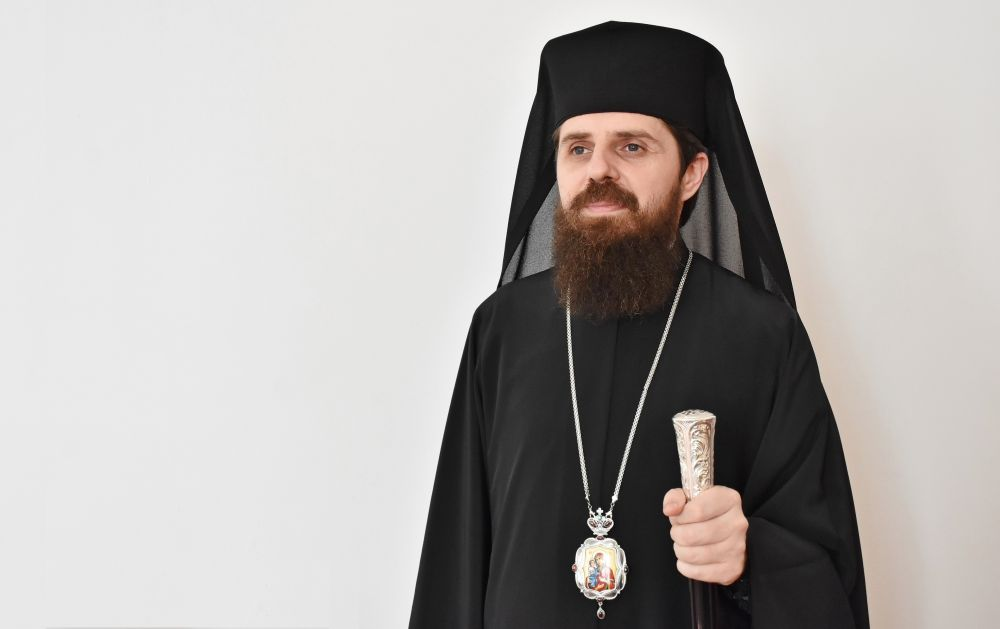 Preasfințitul Părinte Benedict Bistrițeanul își cinstește ocrotitorul spiritual
