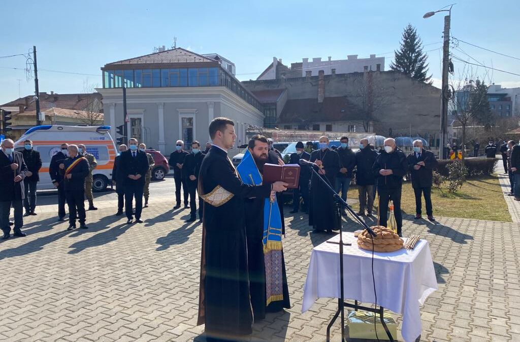Ziua Deținuților Politici Anticomuniști, comemorată la Cluj-Napoca