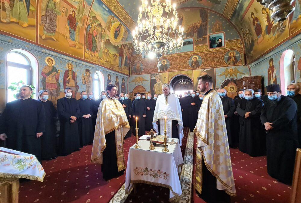 Conferință preoțească semestrială în Protopopiatul Dej, în prezența Mitropolitului Clujului