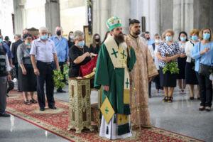 Duminica Rusaliilor, sărbătorită în cartierul clujean Mănăștur