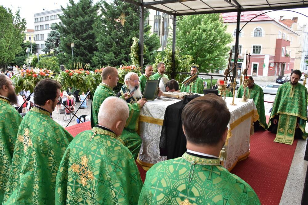 Vecernia plecării genunchilor   Catedrala Mitropolitană din Cluj-Napoca