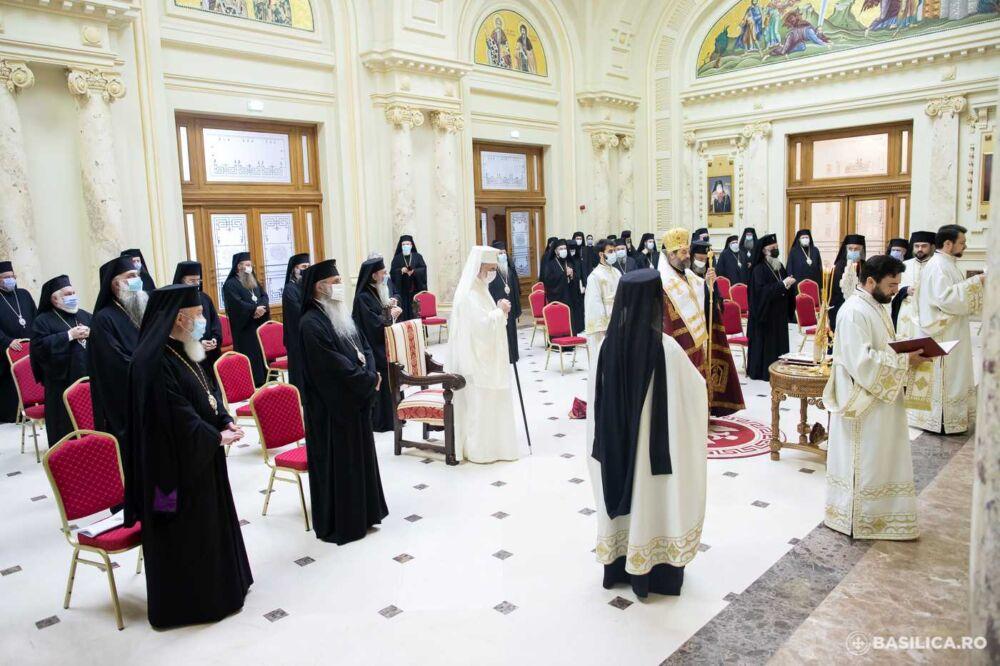 Ședință de lucru a Sfântului Sinod, dedicată evaluării și intensificării pastorației