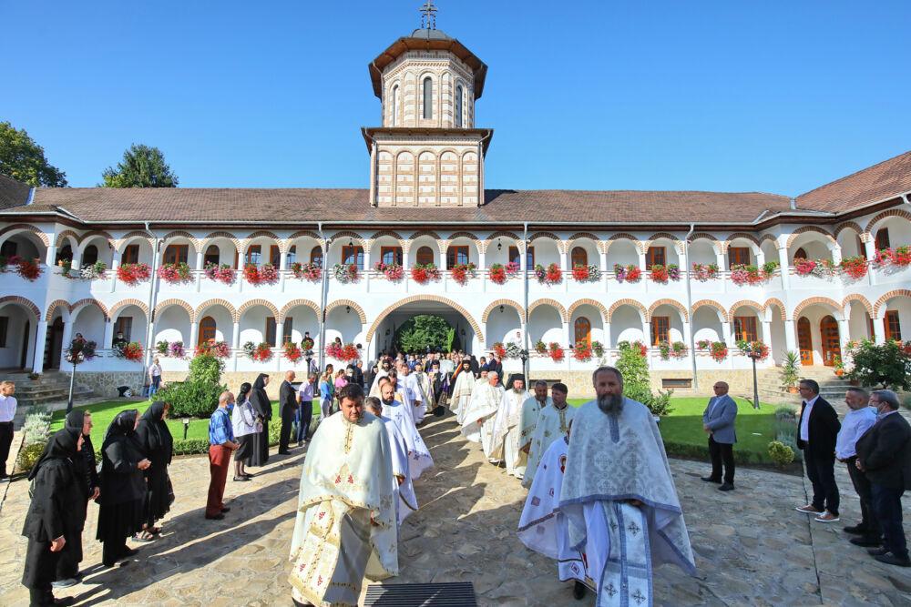 """Hramul istoric al Mănăstirii """"Mihai Vodă"""" de la Turda, construită pe locul unde a fost asasinat Mihai Viteazul"""