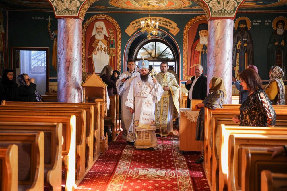 Biserica din Parohia Cutca, refințită după 39 de ani de la târnosire
