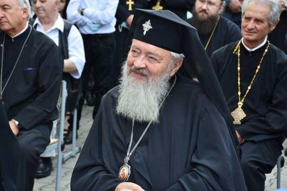 Părintele Mitropolit Andrei a fost ales membru de onoare al Academiei Române